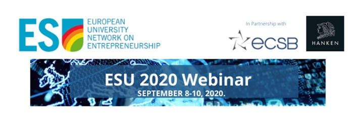 ESU 2020 Webinar