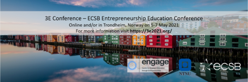 3E 2021 Call for papers